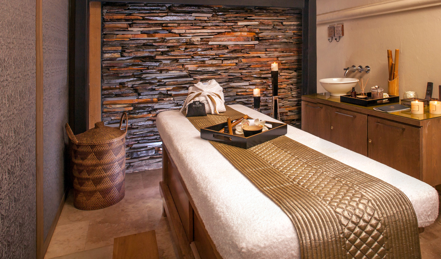 Soothe your senses in the spa