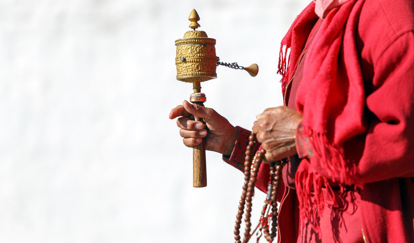 Unlock your spiritual side in Bhutan