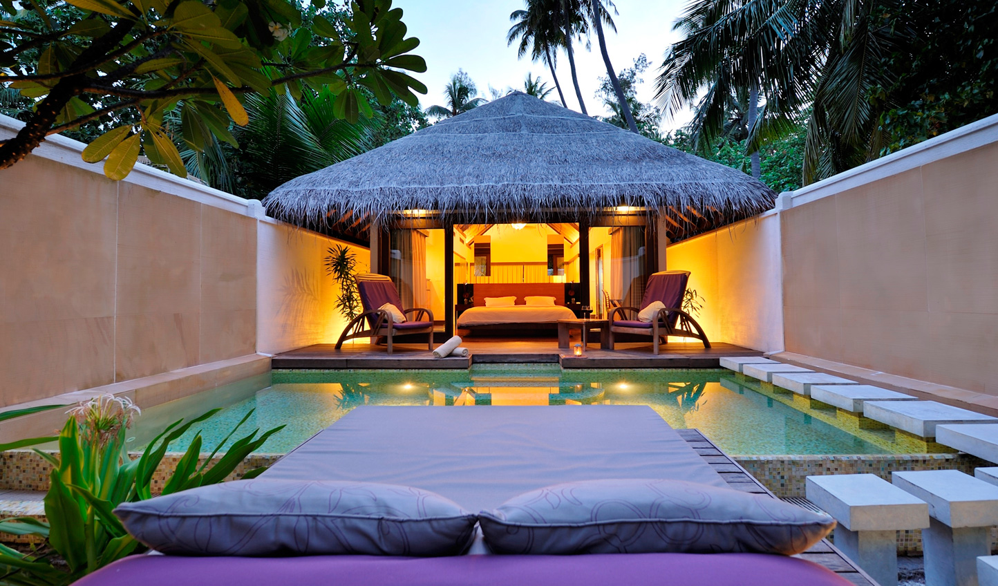 A private oasis awaits