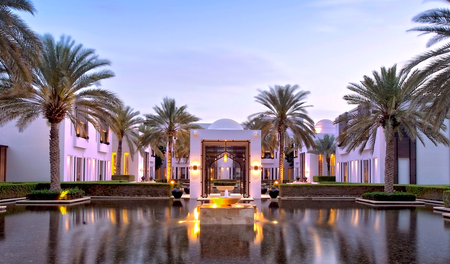 Spend a few days in blissed out luxury at The Chedi