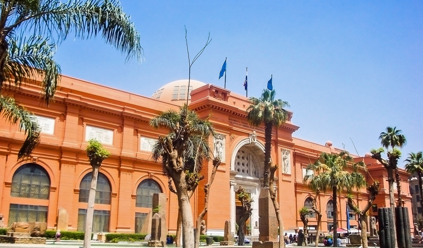 Escape the crowds with an after-hours visit to the Egyptian Museum