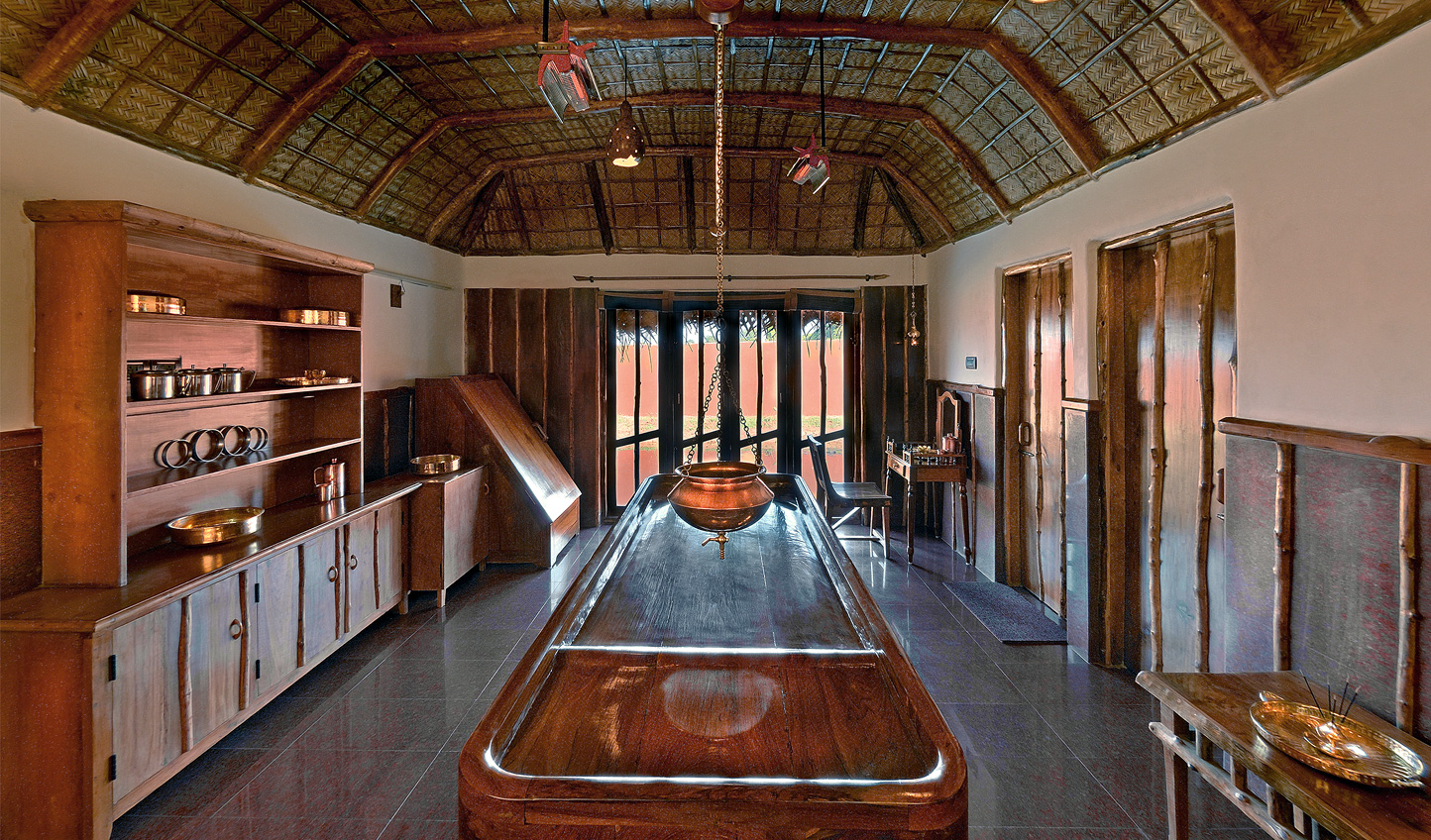 Ancient healing secrets are put to the test at Vaidysala Ayurvedic Village