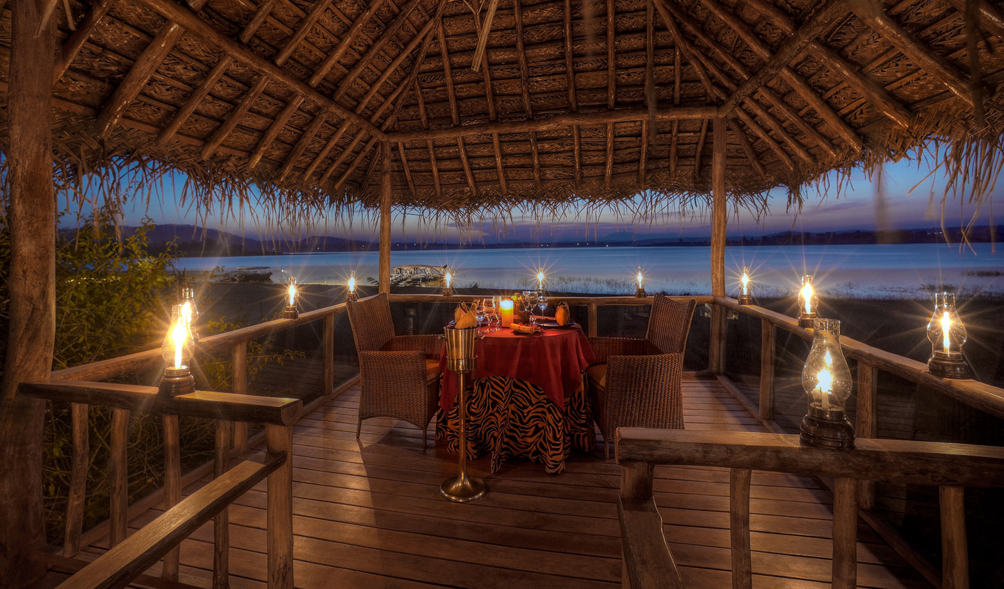 Dine By the Kabini, surrounded by the soft soulful melodies of the river