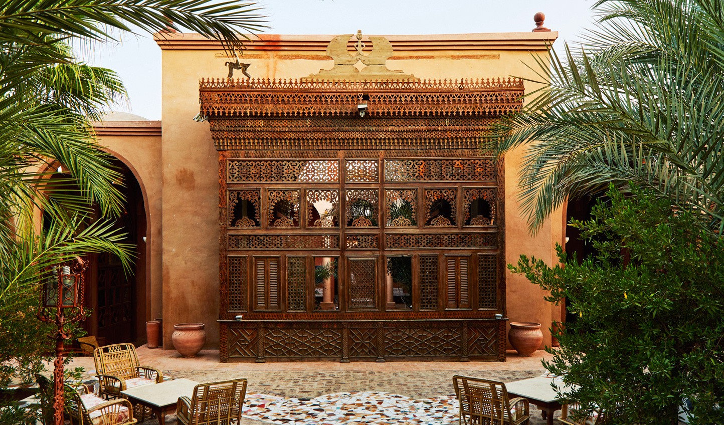 Discover a tranquil oasis at Al Moudira