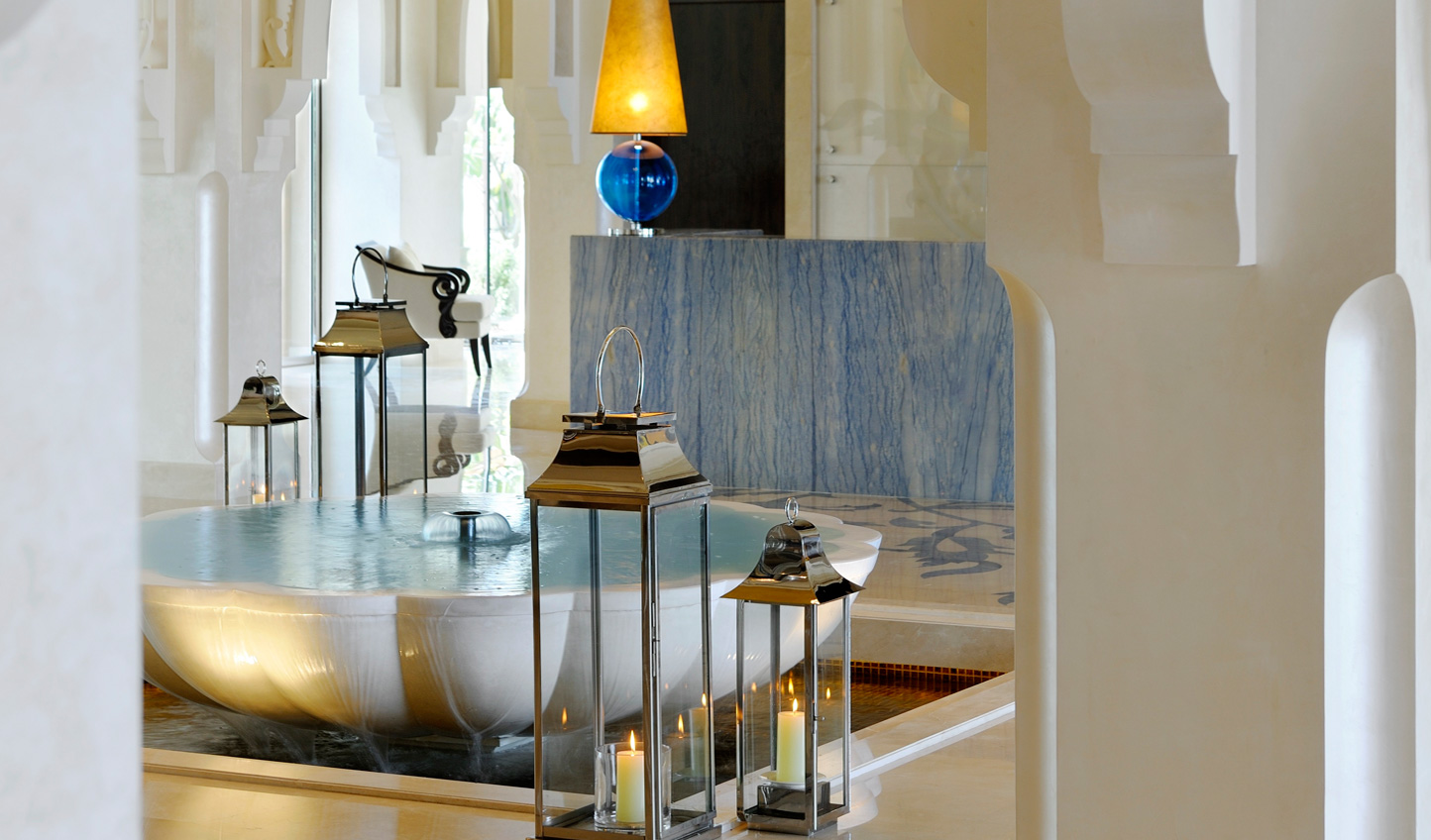 One&Only The Palm exudes Arabian flair with fine details throughout