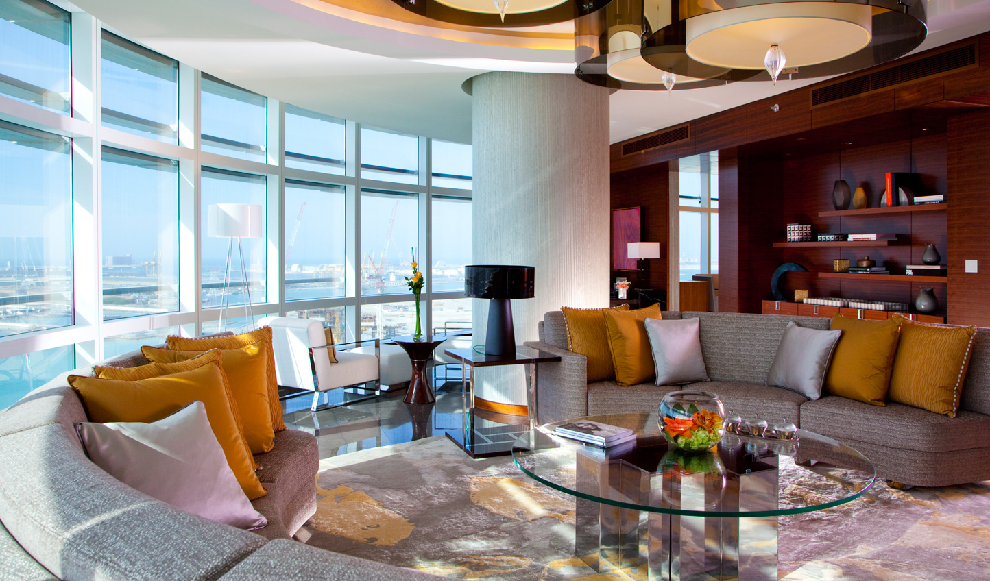 A stylish escape in the heart of Abu Dhabi