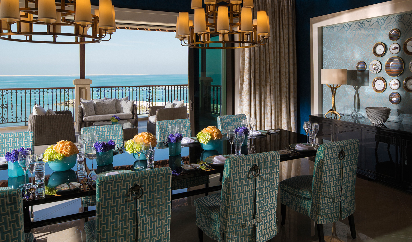 Allow private chefs to whip up a feast in the comfort of your suite