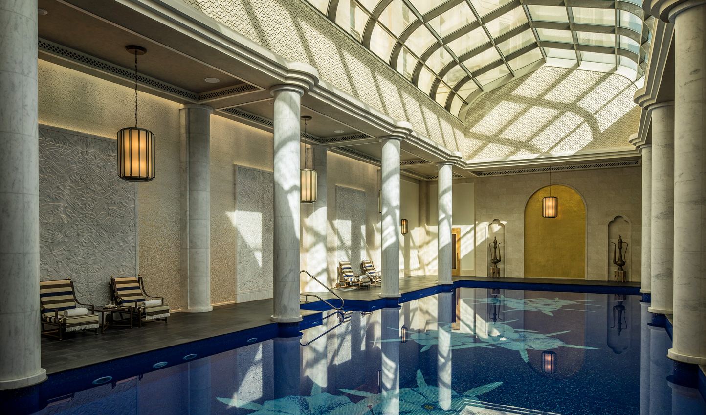 Head to the spa and discover uninterrupted bliss