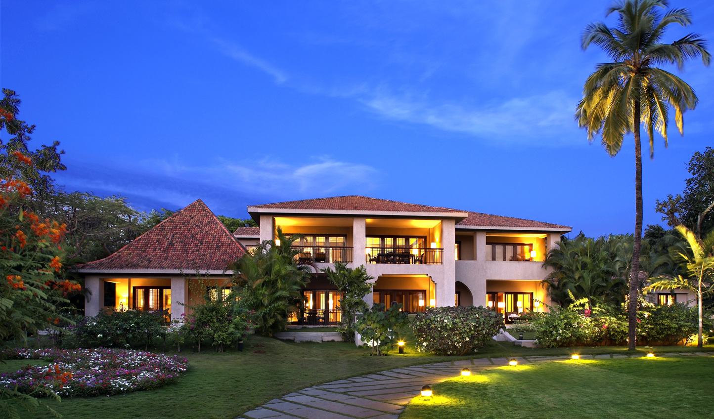 Hideaway in your private villa at The Leela Goa
