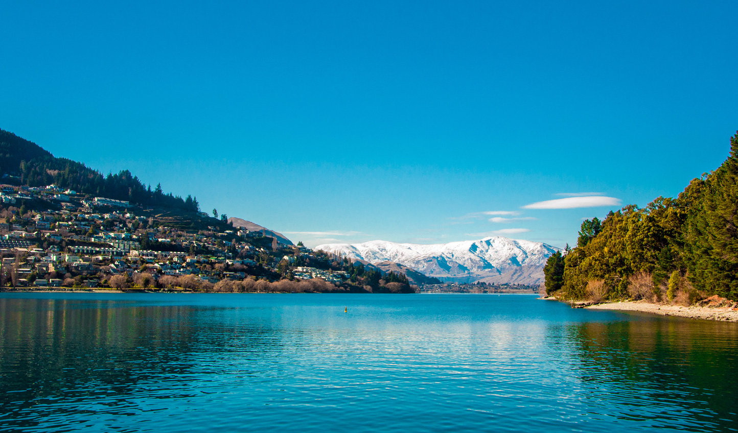 Get in touch with your adventurous side down in Queenstown