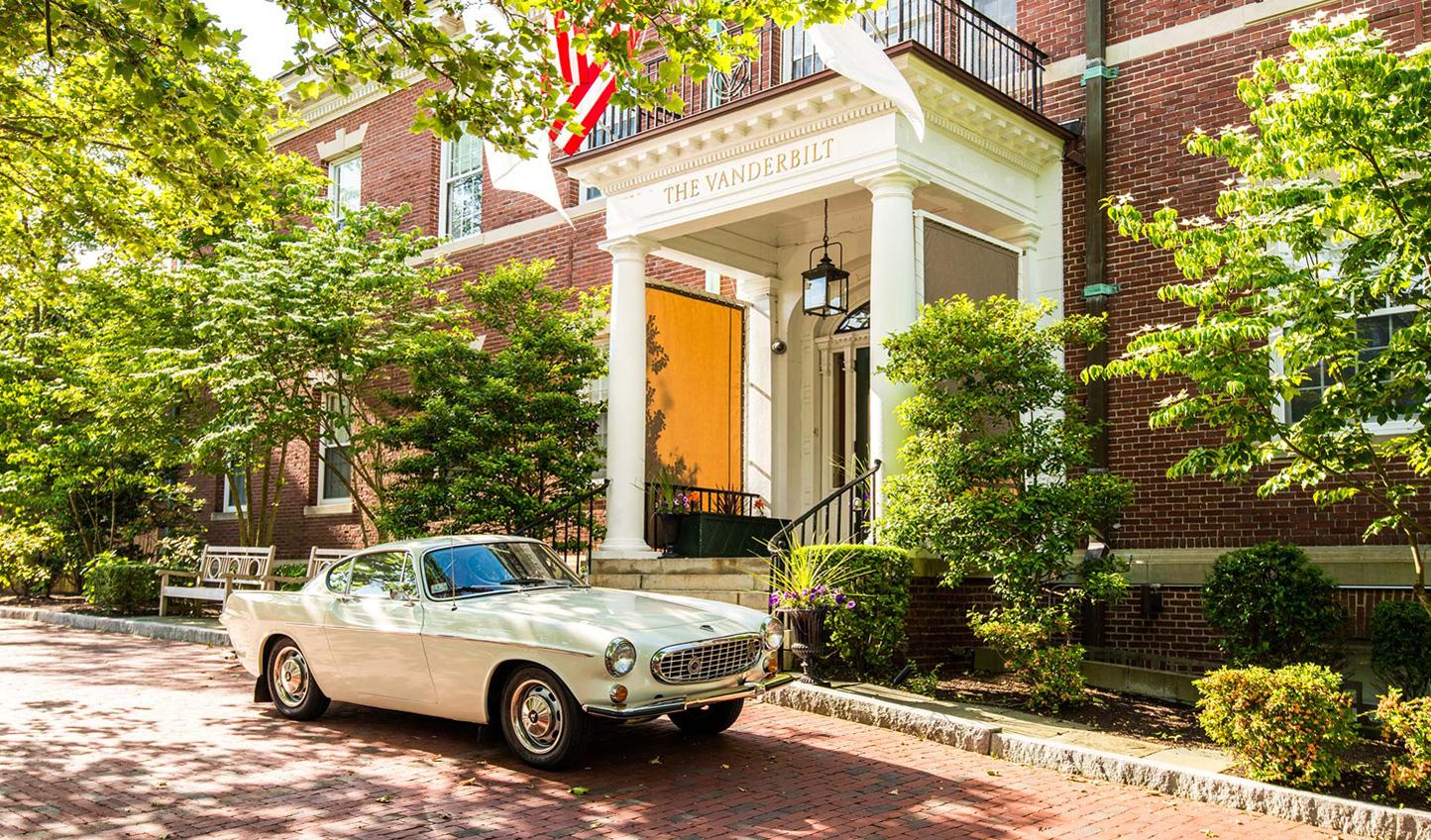 The Vanderbilt, Newport RI | Luxury Hotels in the USA