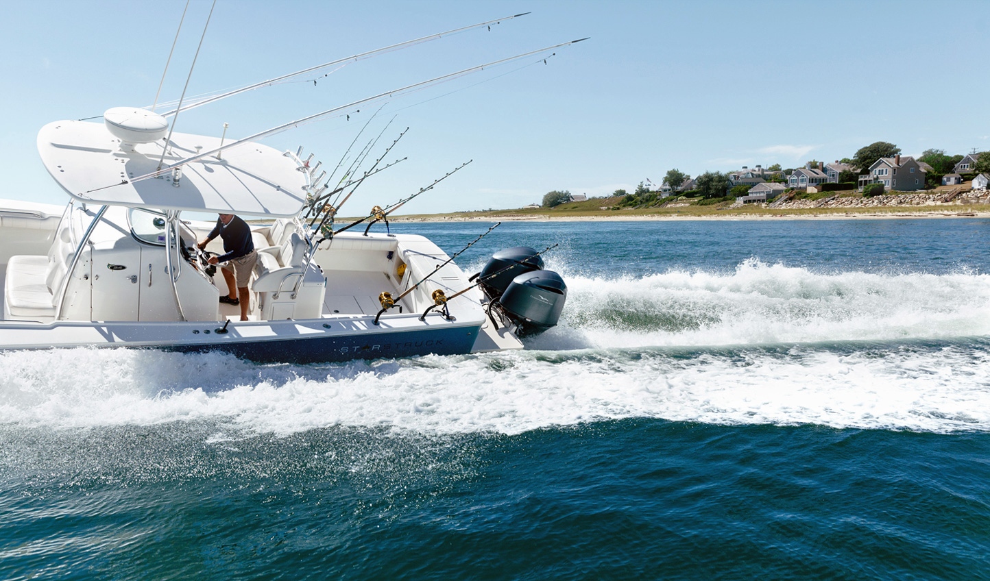 Head out into the Atlantic Ocean on one of the hotel's many privately owned boats