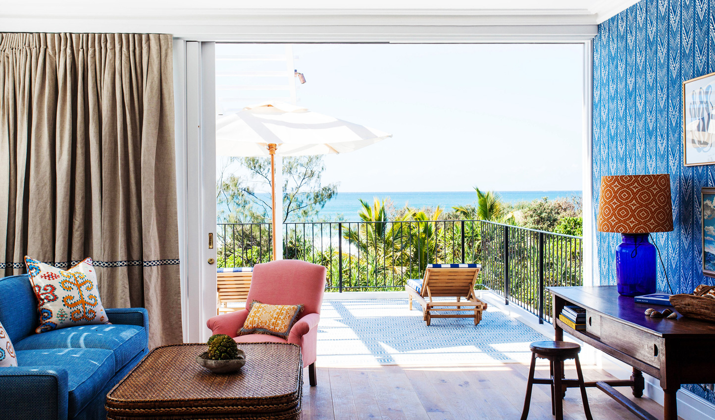 Step out onto your terrace and drink in the ocean views