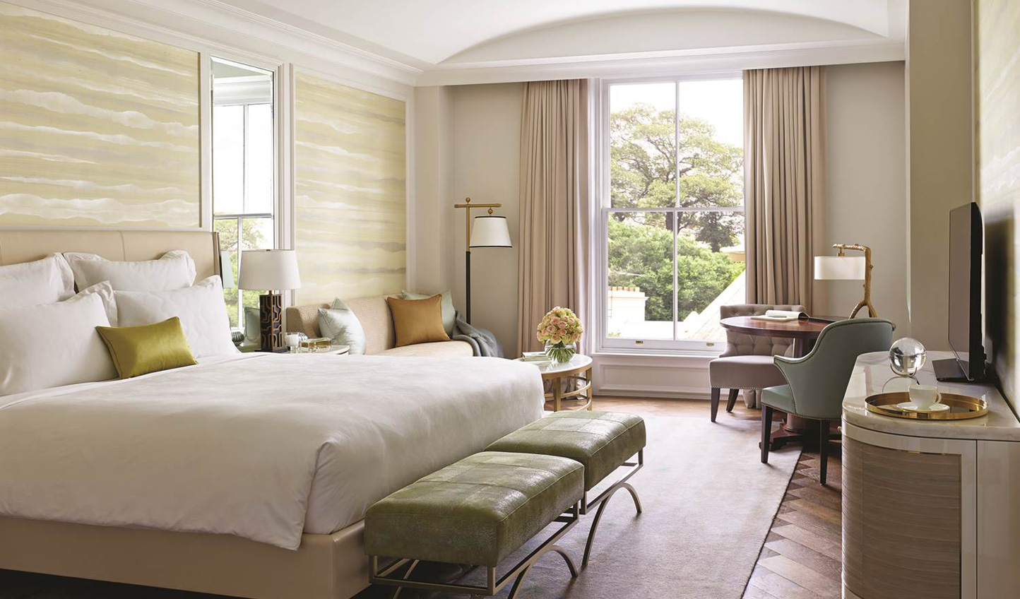 A stylish stay in the heart of Sydney at The Langham