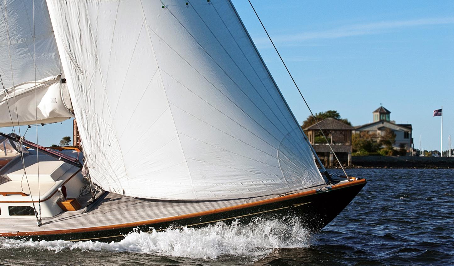 Set sail on New England's largest estuary, Narragansett Bay