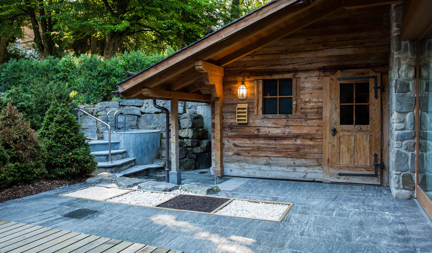 Experience authentic Alpine treatments to ease body and soul