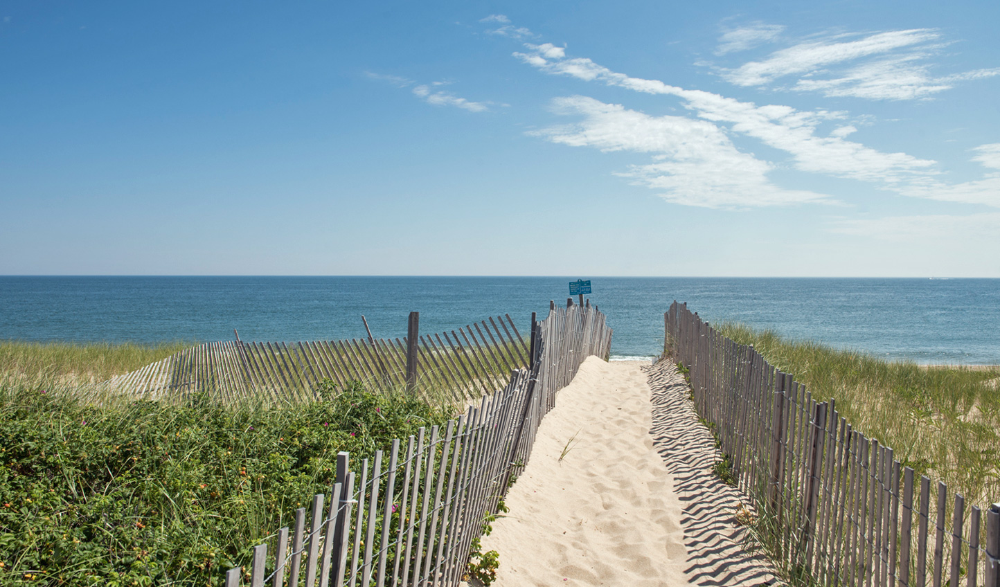 Nestled between the Atlantic and the warm waters of Nantucket Bay, the Wauwinet has the best of both world's when it comes to private beaches