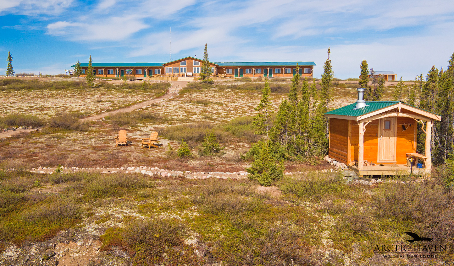 Lodges that tread lightly yet without compromise on comfort