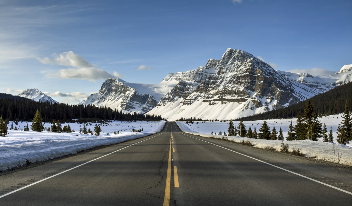 Hit the road in Canada