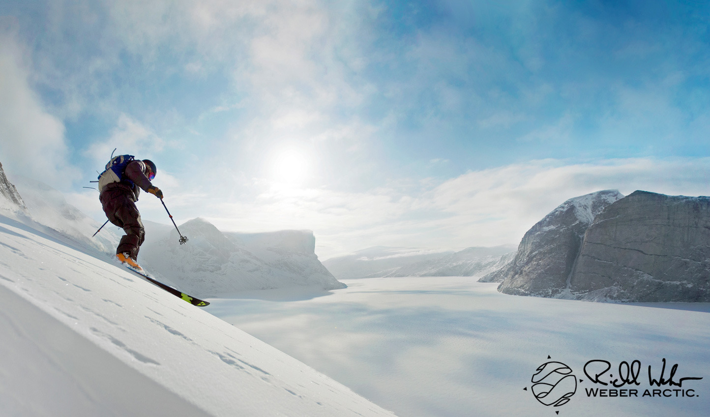 Discover the world's northernmost heli-skiing