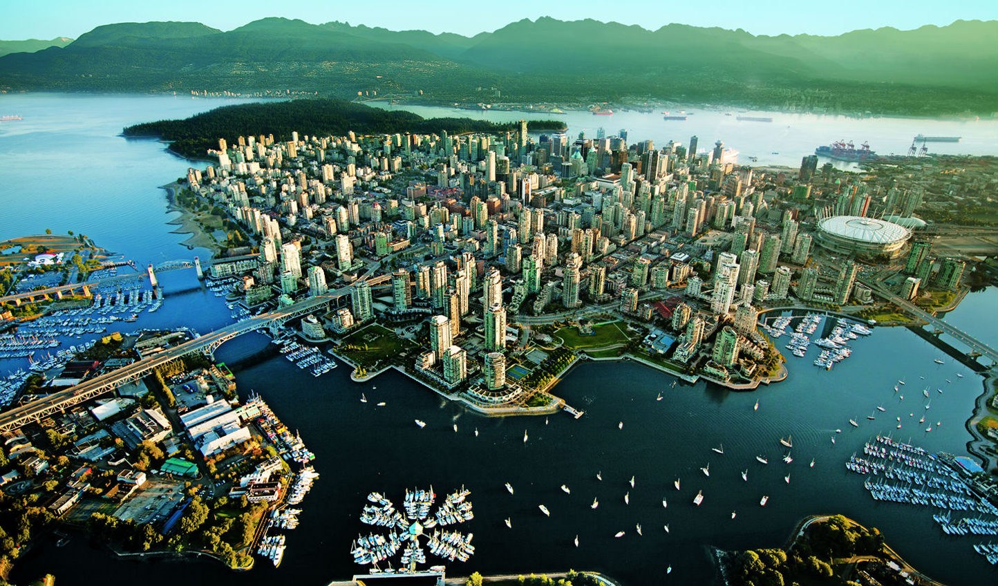Discover the chic metropolitan hub of Vancouver