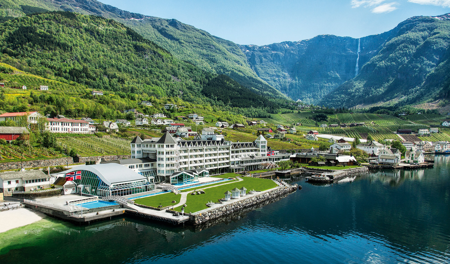 Dating back to 1846 and kept in the same family for five generations; Hotel Ullensvang is truly special