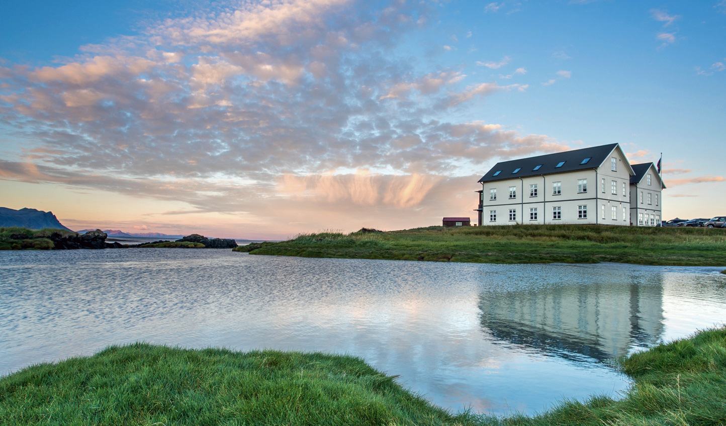 Immerse yourself in the beauty of Icelandic beauty at Hotel Budir