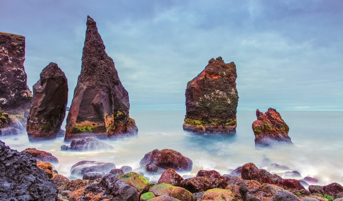 Journey out to the Reykjanes Peninsula and its brooding landscapes