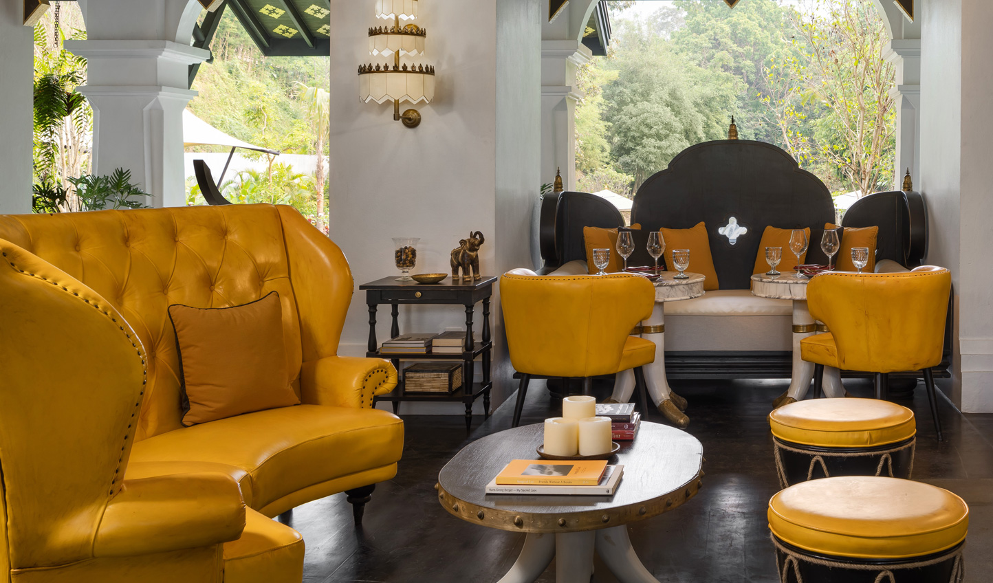 Lao tradition meets French style at Rosewood Luang Prabang
