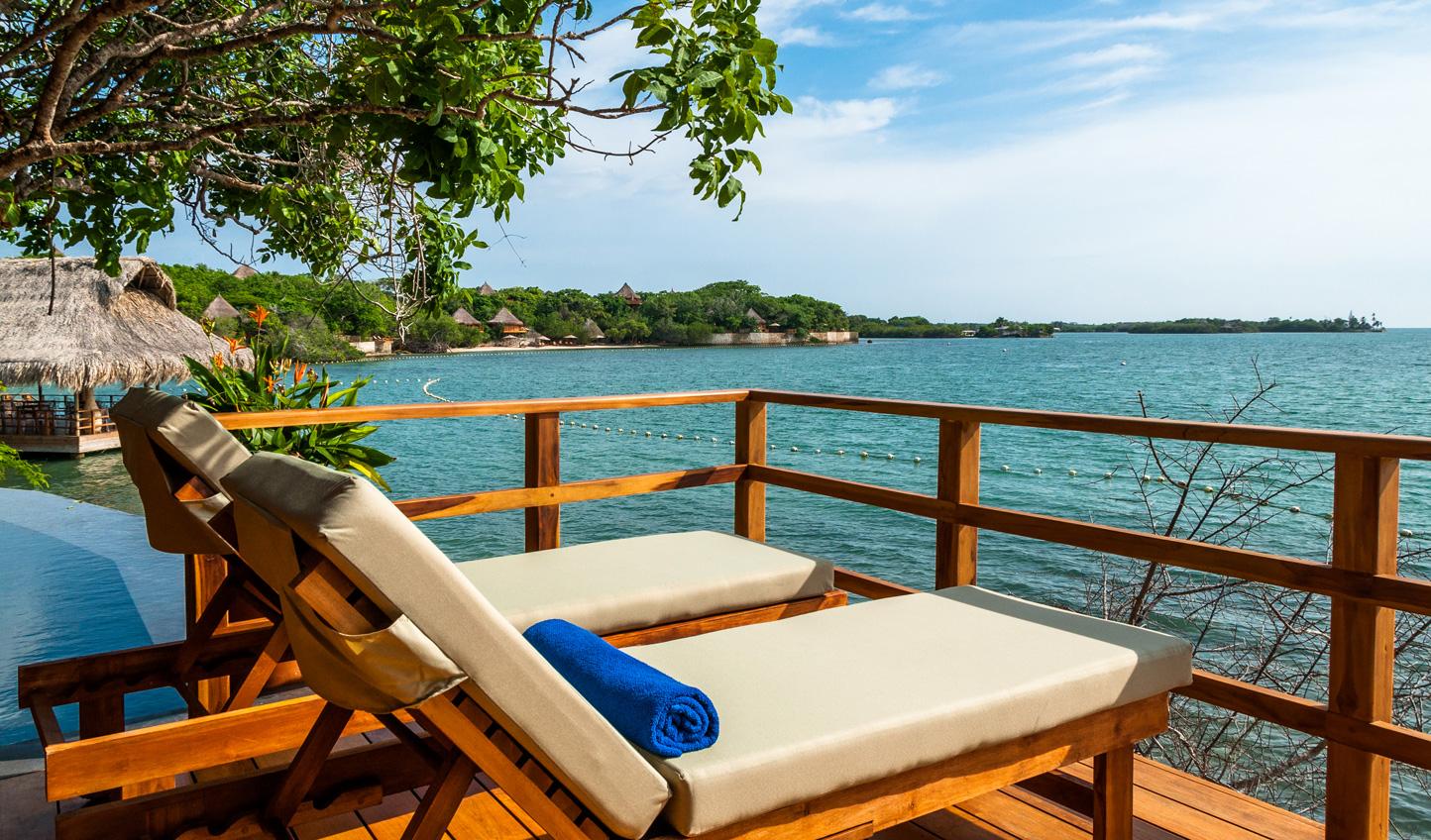Relax into island life at Las Islas