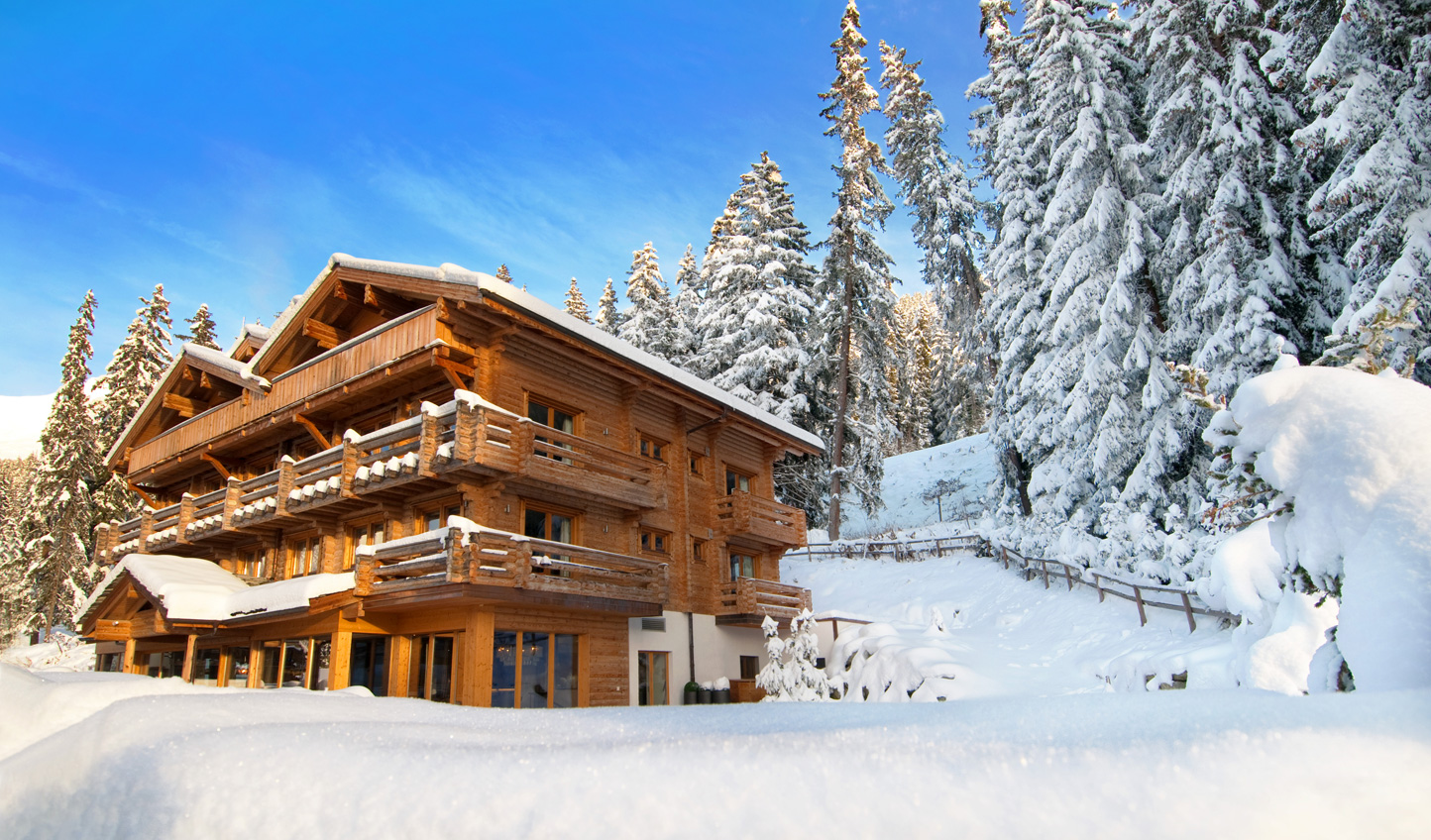 Discover the perfect winter escape from The Lodge, Verbier