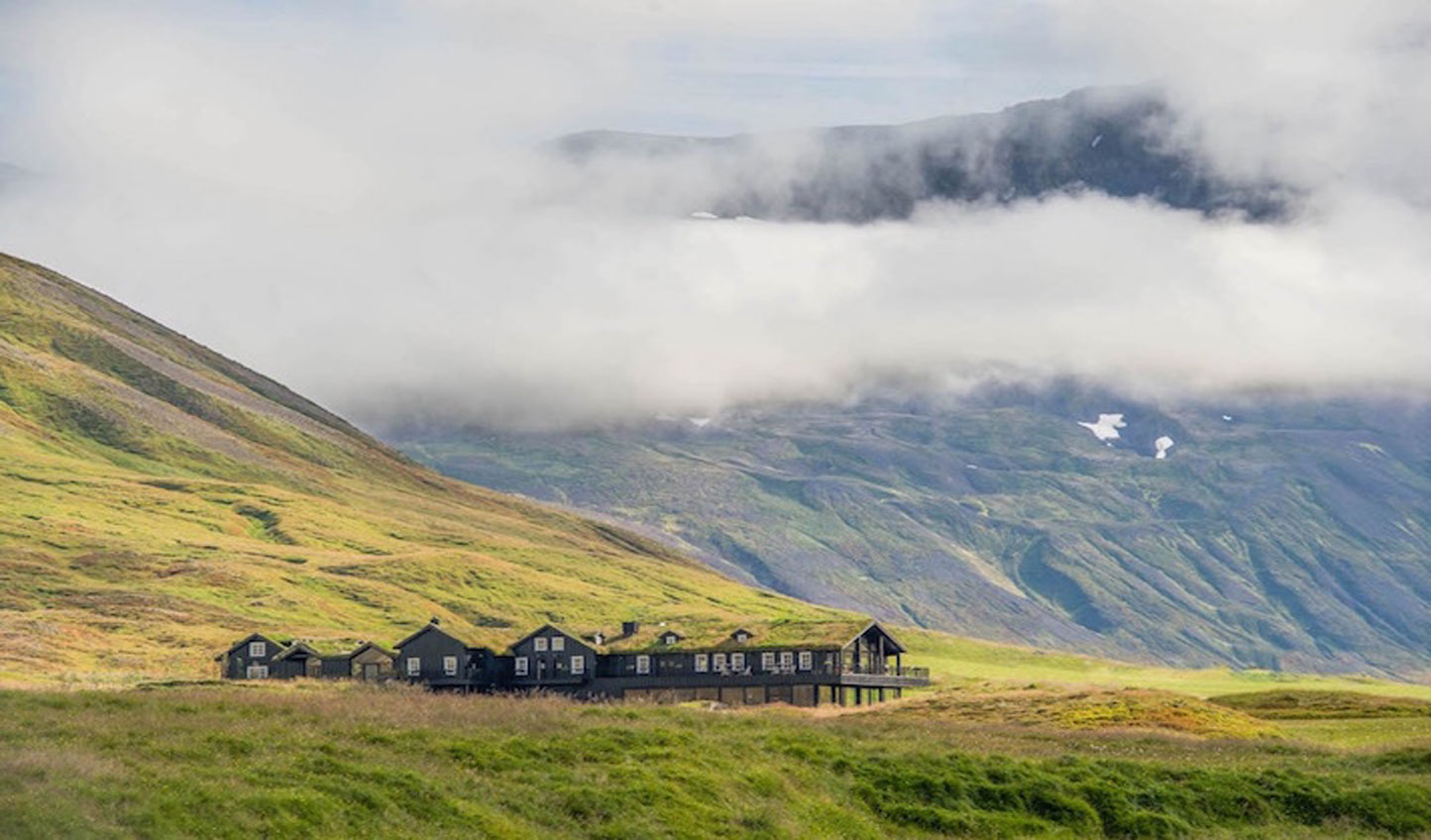 Retreat to a quiet corner of Iceland