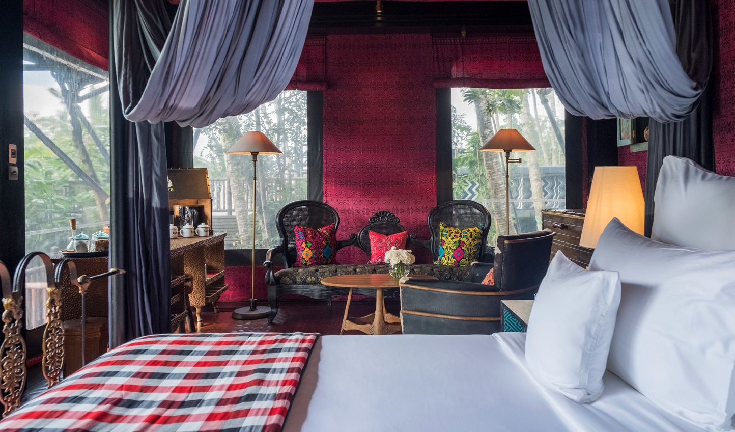 Step back in time to the splendour of pioneering explorers, with a few luxurious touches thrown in