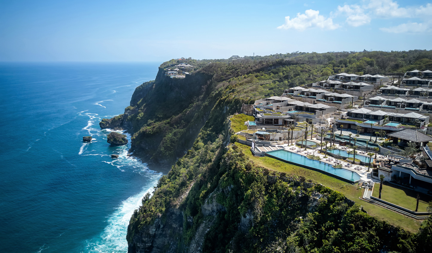 Venture to Bali's southernmost tip and uncover something extraordinary at Six Senses Uluwatu