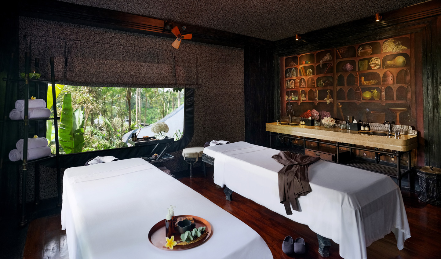 Discover indigenous treatments at Auriga Spa