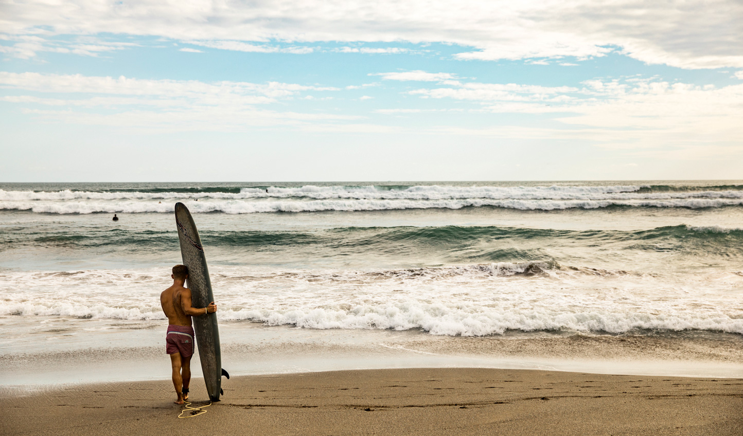 Whether beginner or advanced, Canggu has the perfect wave for every surfer