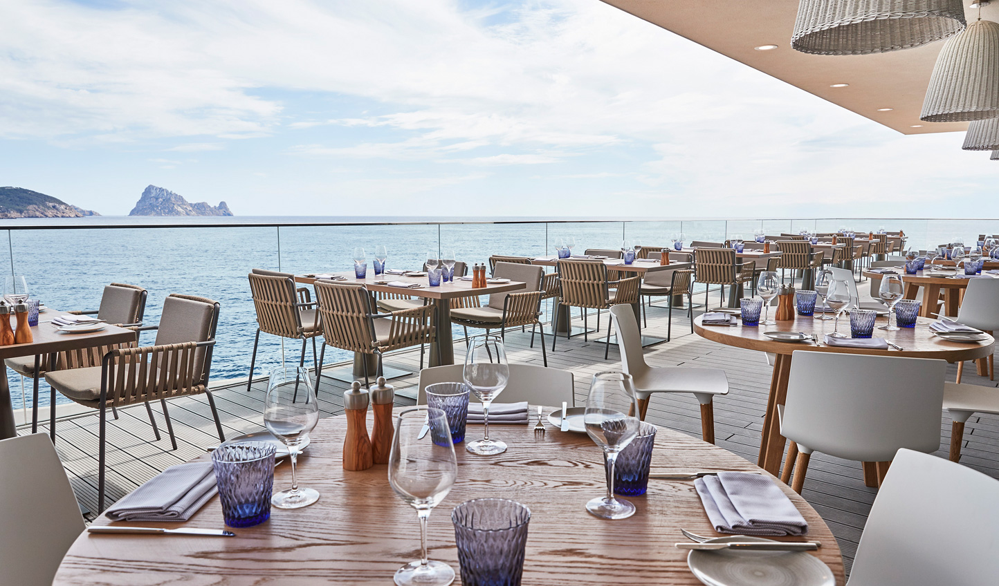 Head to The View for innovative cuisine with an irresistible backdrop