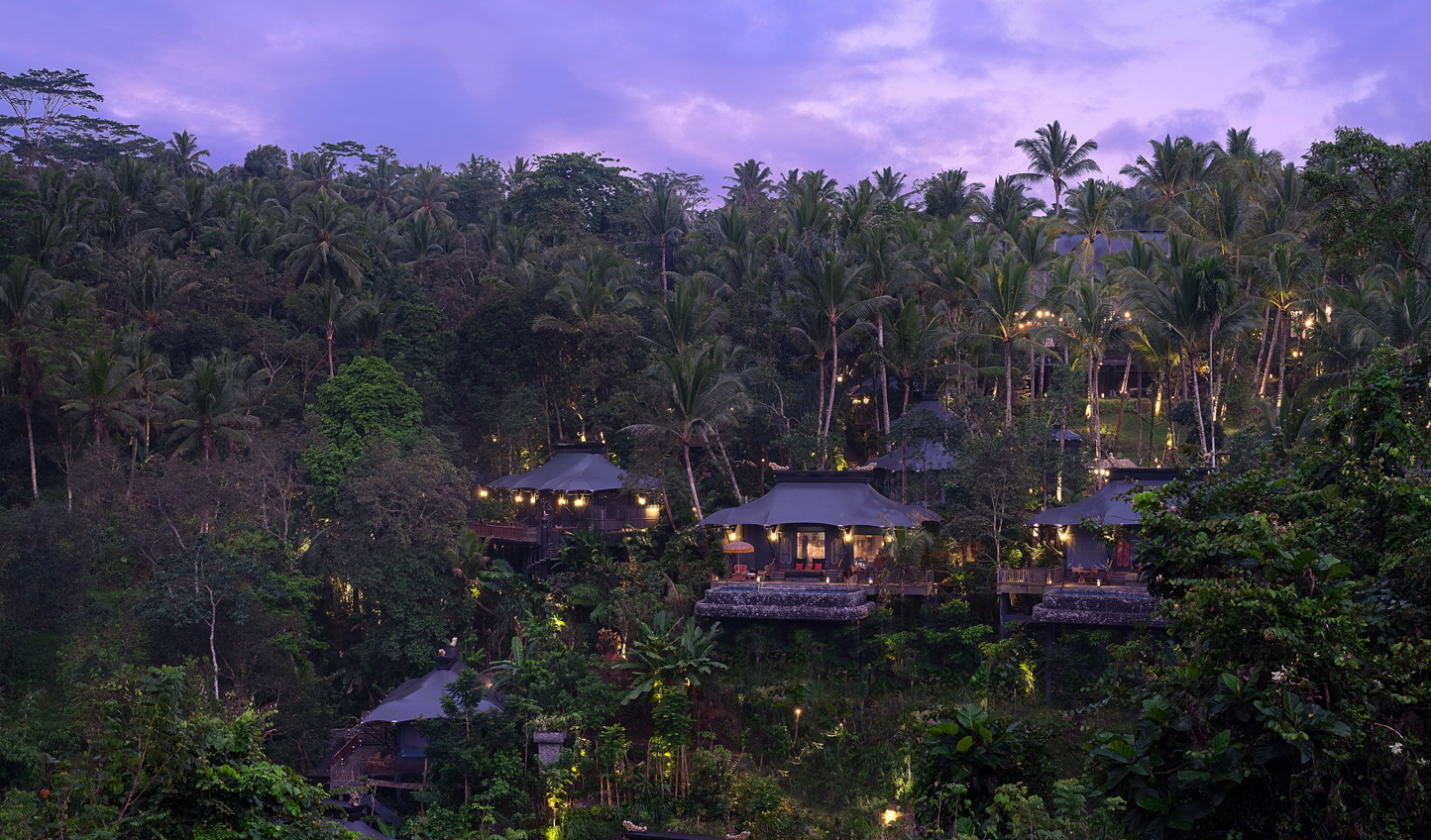 Discover a spirit of adventure at Capella Ubud