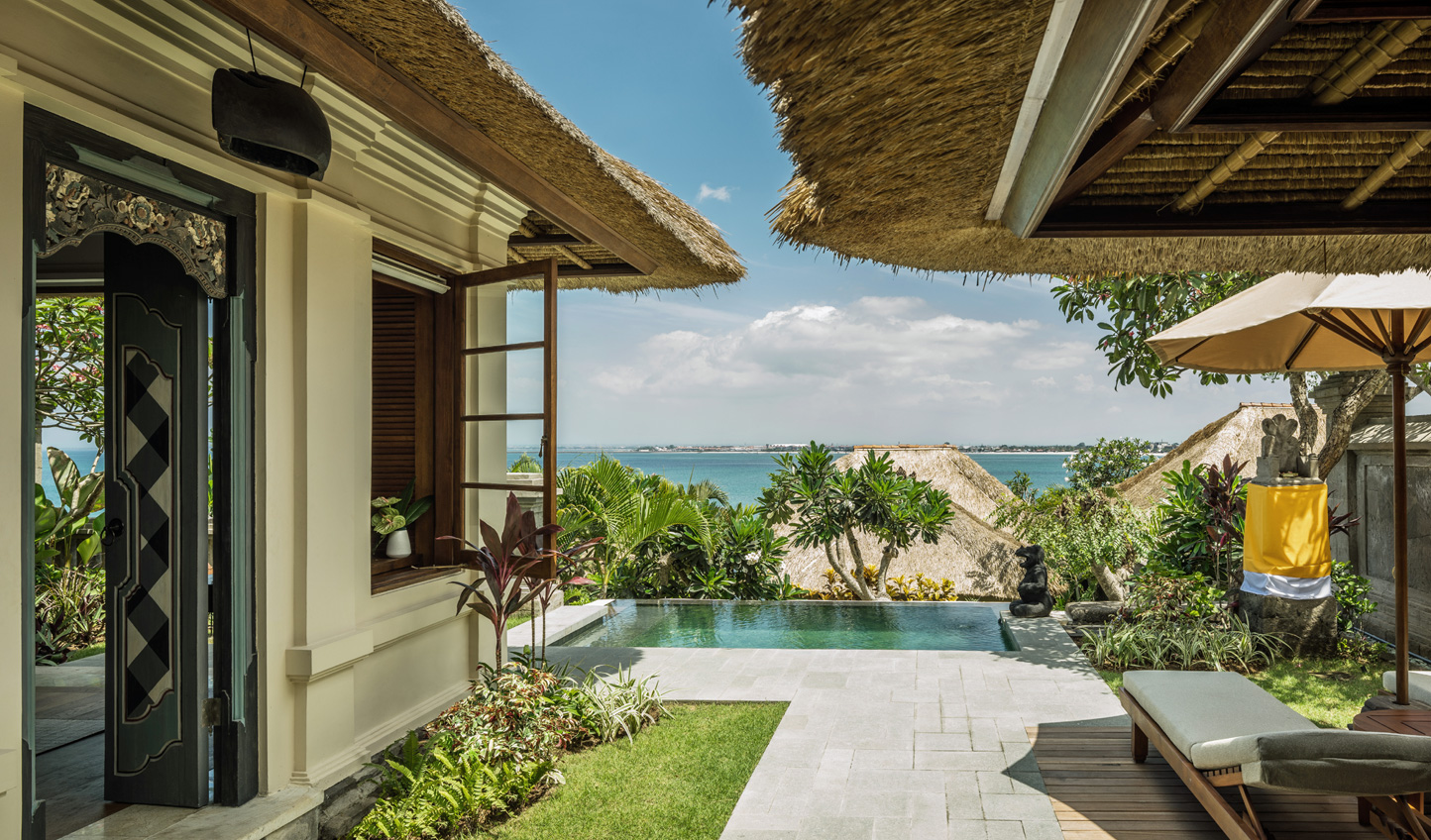 Step into your private oasis
