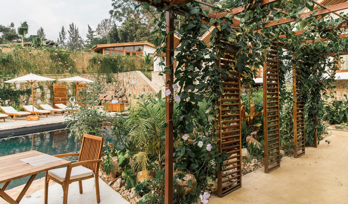 Relax into Rwanda