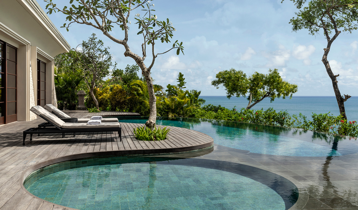Hideaway at Bali's most luxurious villa - the Imperial Villa