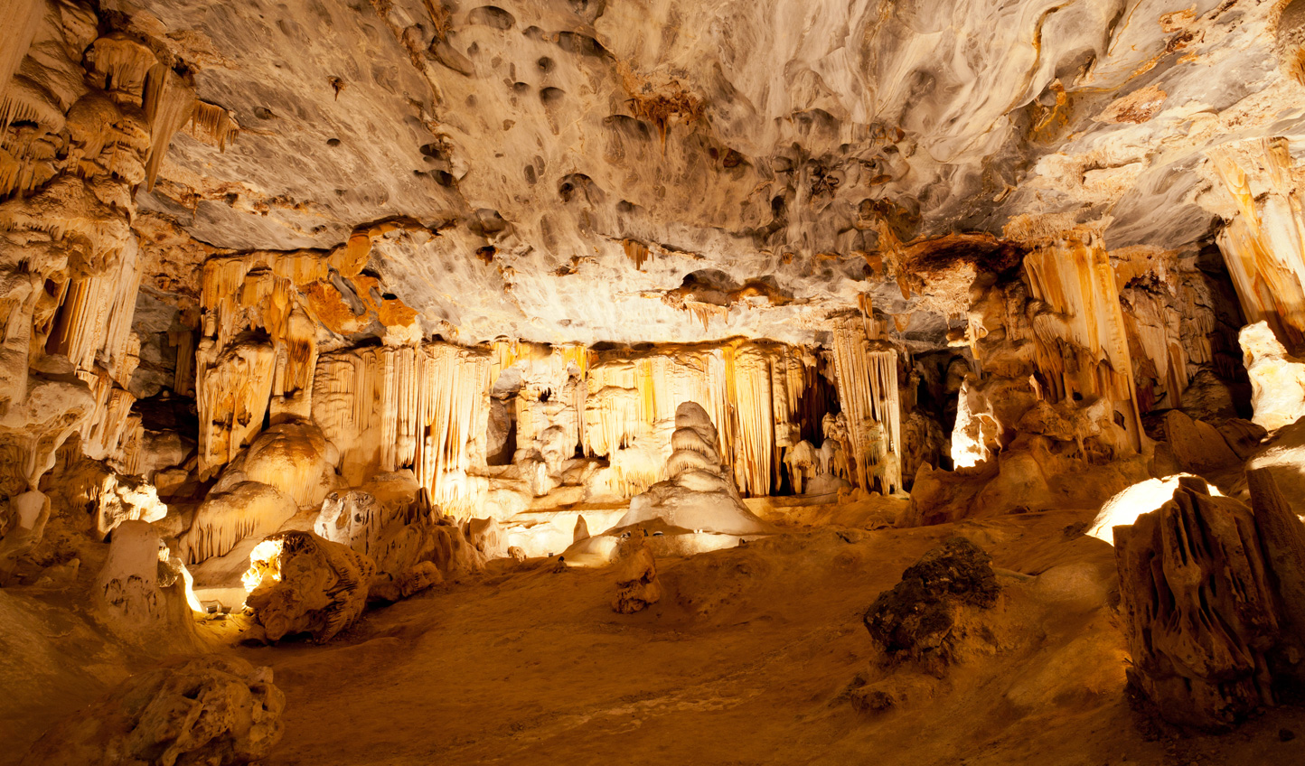 Venture through the Cango Caves
