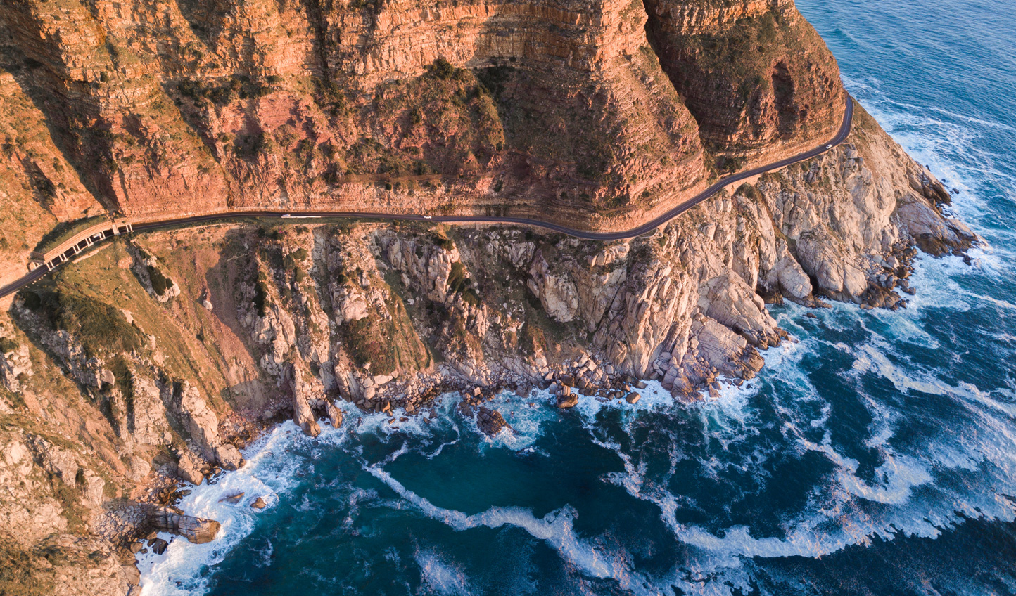 Drive the iconic route of Chapman's Peak