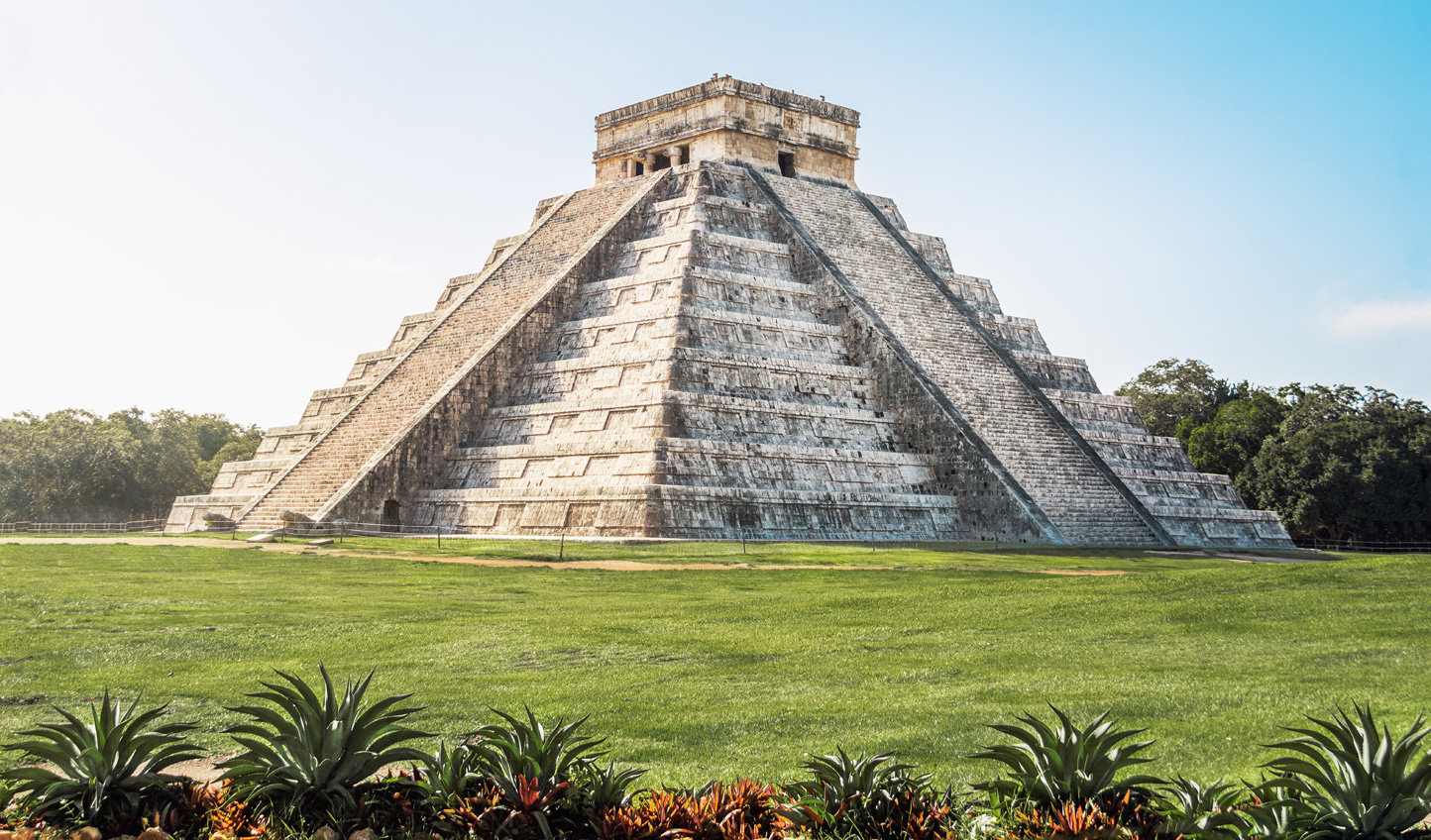 Join a private guide as you skip the crowds at Chichen Itza
