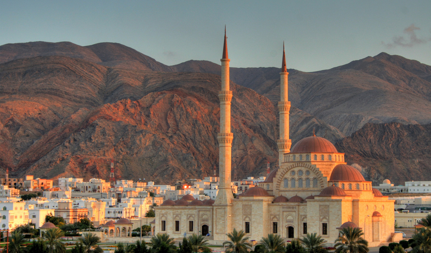 Discover the old and new worlds of Muscat