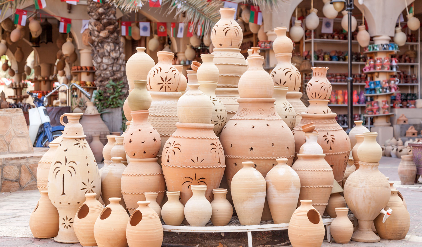 Make your way through the souks, perhaps finding the perfect souvenir to bring home