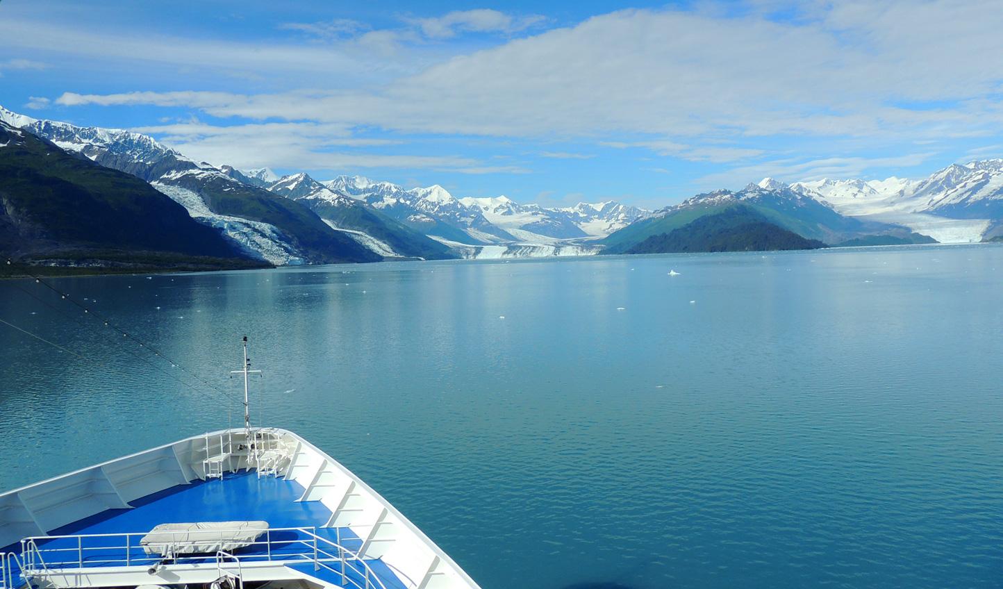 Set sail on Prince William Sound