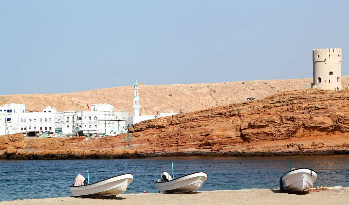 Discover Arabia's hidden gems on a luxury holiday in Oman