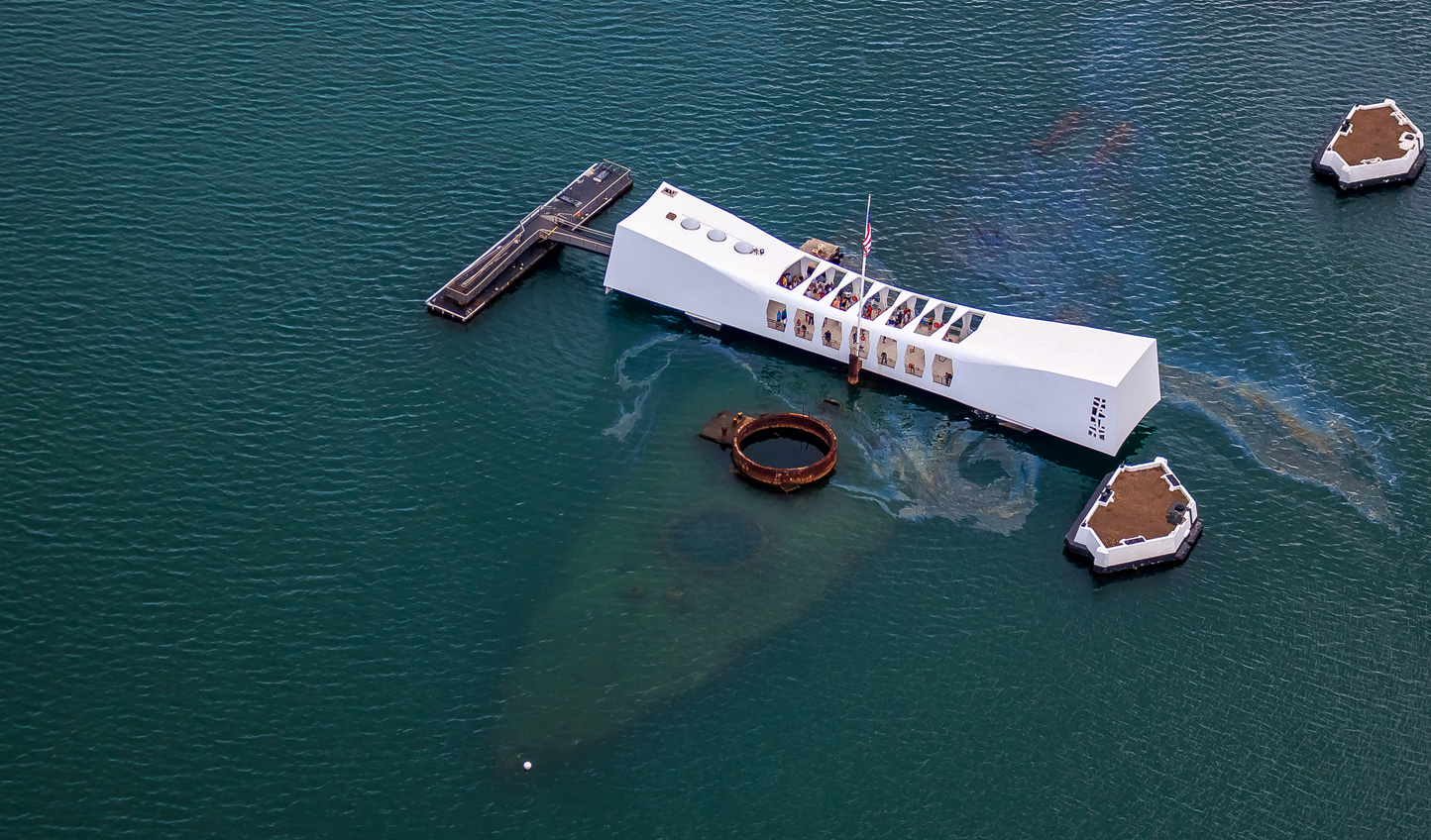 Step back through the history of Pearl Harbor on Oahu