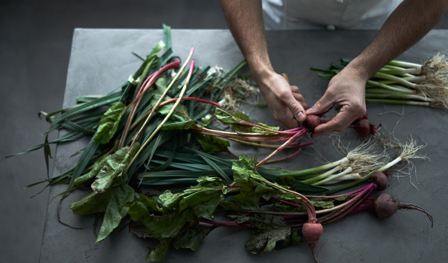 Unearth local, seasonal ingredients in England alongside acclaimed chef, Simon Rogan